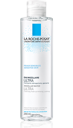 La Roche Posay Effaclar agua micelar Ultra piel sensible 400ml