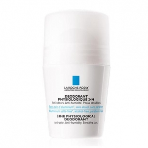 La Roche-Posay Desodorante Fisiológico 24h Roll-On 50ml