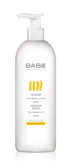 Babe Jabon De Aceite 500ml