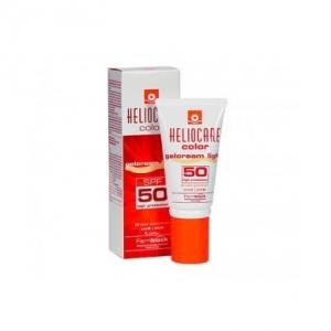 Heliocare Color SPF50+ Gel Crema Light 50ml