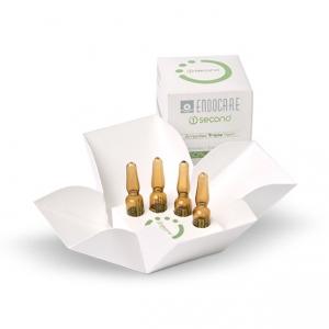 Endocare 1 Second Triple Efecto Flash 4 ampollas