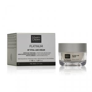 Martiderm® GF Vital Age Cream piel seca Platinum 50ml