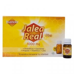 Jalea Real Plus Juanola® 14 Viales