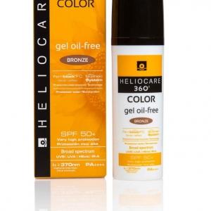 Heliocare 360° Color Gel Oil Free Spf 50+ Bronze 50 ml