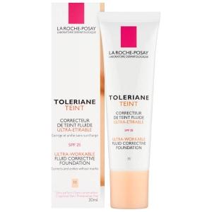 La  Roche Posay Toleriane Maquillaje Fluido Beige Clair N11 30 ML