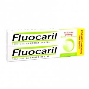 Fluocaril® Pack Bi-Fluoré 250- pasta dentífrica 2x125ml
