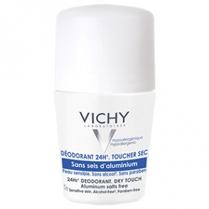 Vichy desodorante 24h sin aluminio roll on 50ml